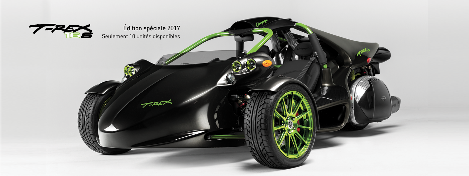 2017 T-REX 16SP Edition speciale