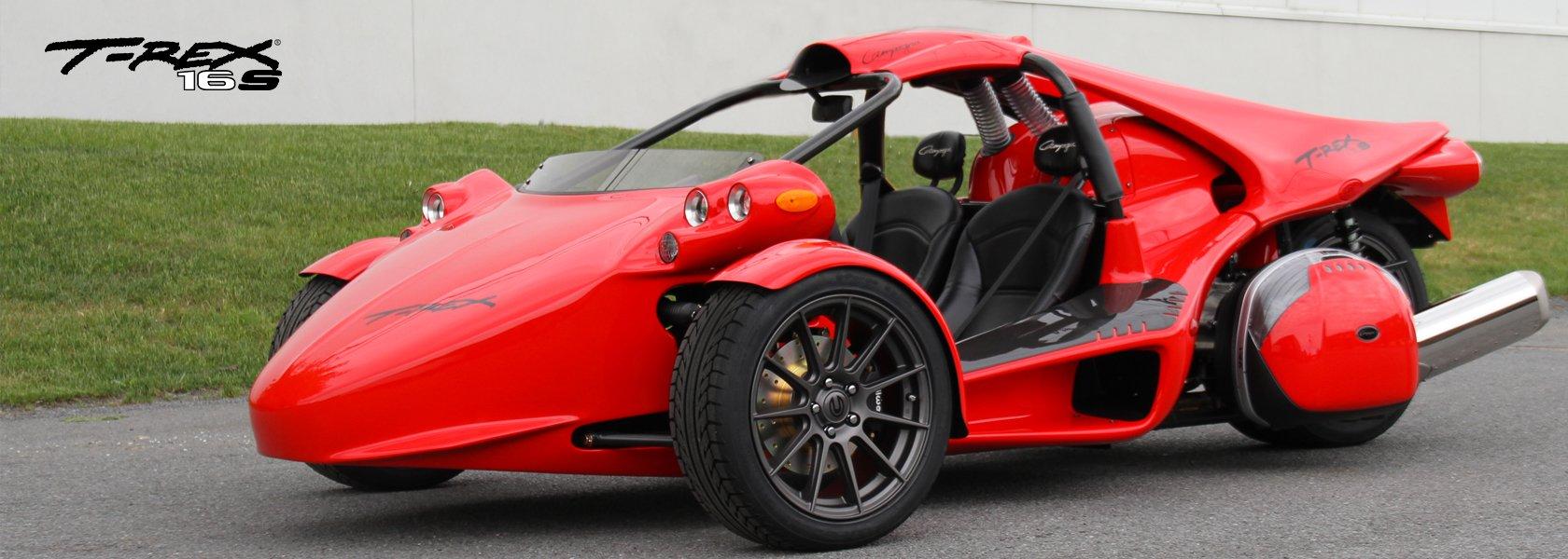 2017 T Rex 16s Explore Campagna Motors