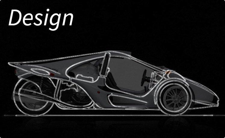 T-REX 16S design drawing
